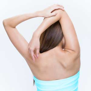 physio for back and neck pain patient in discomfort balbriggan physio clinic